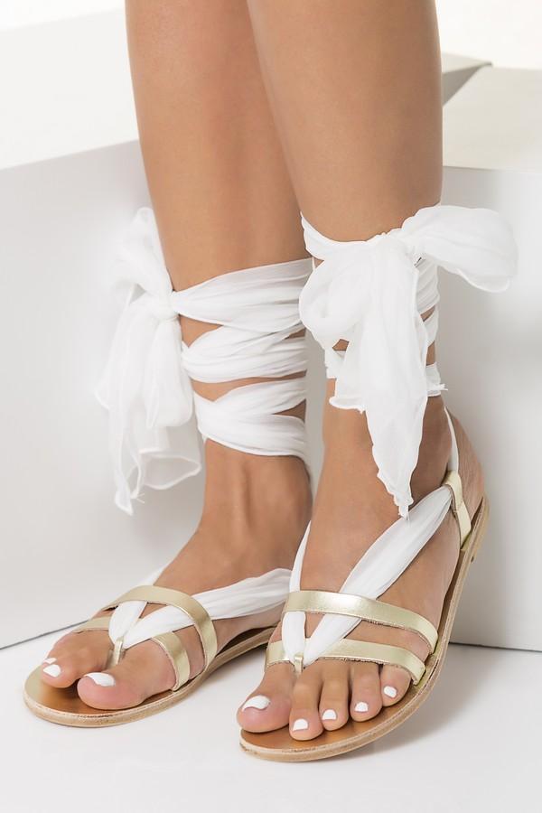 designer bridal sandals