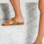 Chain Sandals