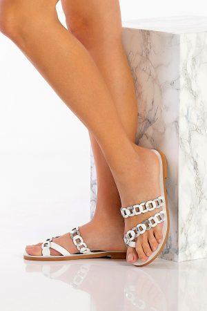 Handmade Slide Sandals