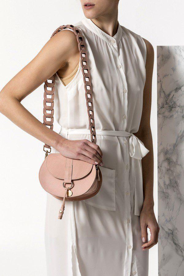 mini leather bag