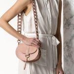 Mini Pink Shoulder Bag