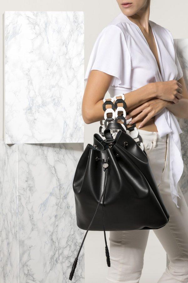 Γυναικείο backpack μαύρο
