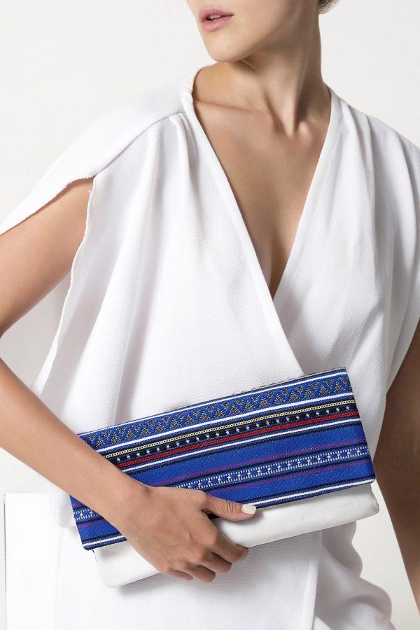 Folded Clutch Bag