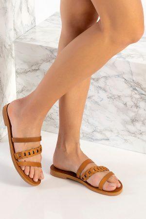 Ταμπά γυναικεία σανδάλια