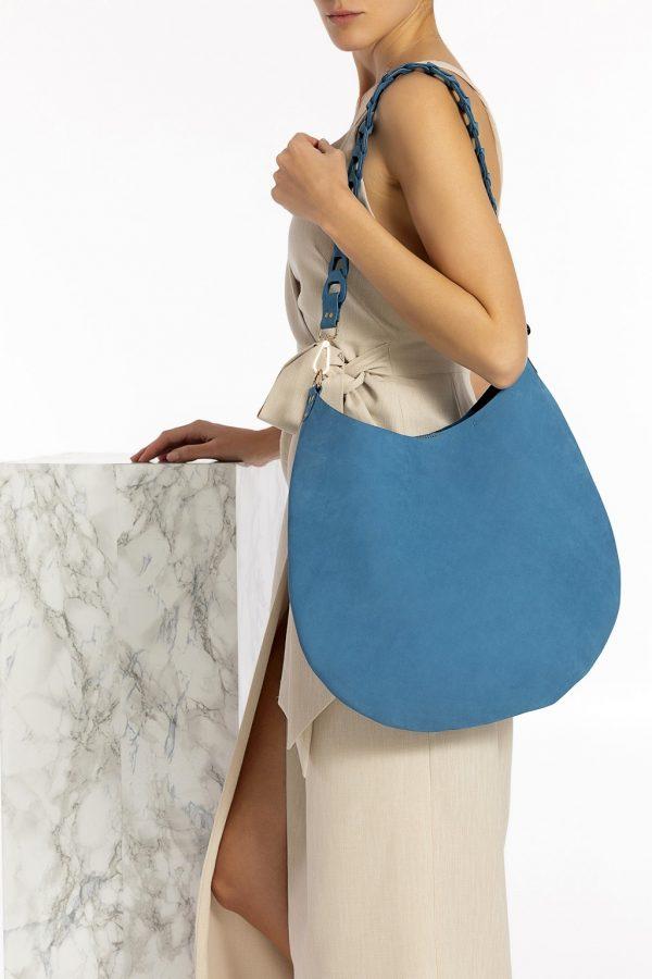 Τσάντα ώμου γυναικεία boho