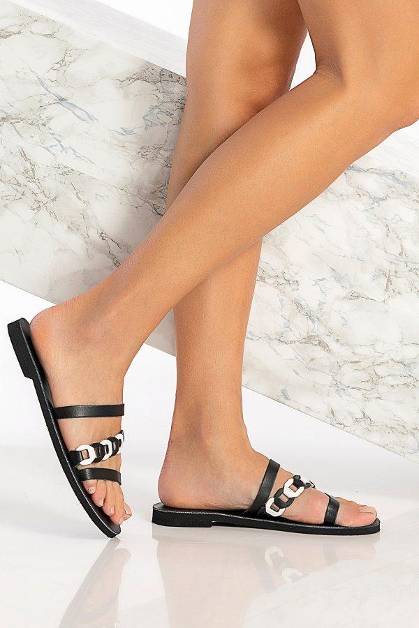 Flat Sandals Greek