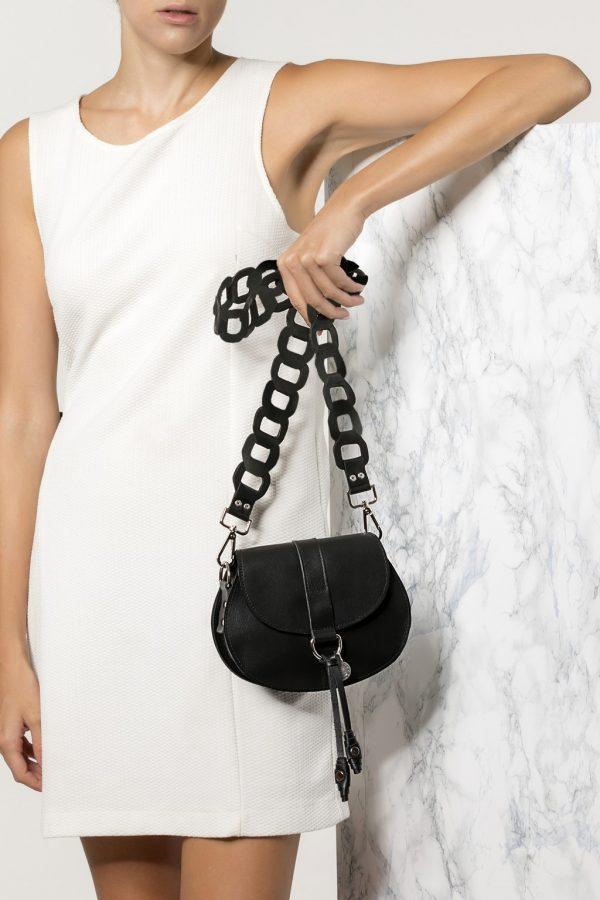 Greek Bag Leather