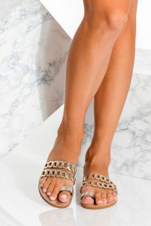 Γυναικεία σανδάλια toe ring