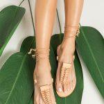 Boho Flat Sandals