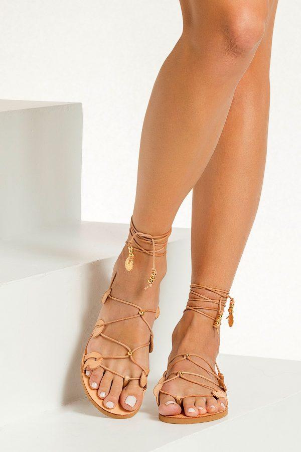 Boho Sandals Leather