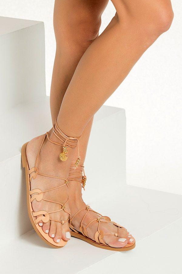 Tie up Women Sandals