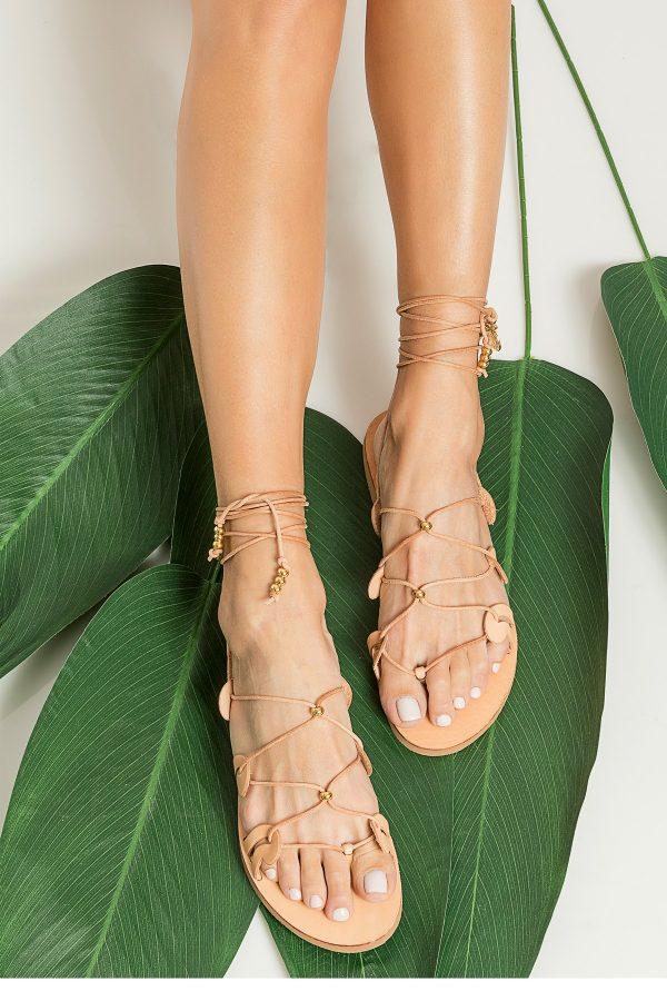 Greek Gladiator Sandals