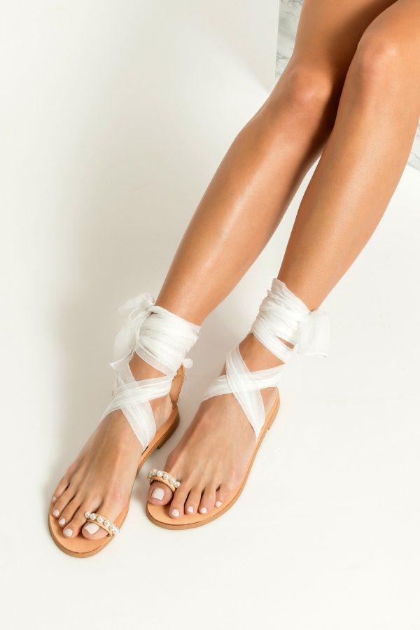 Bohemian Wedding Shoes for Bride