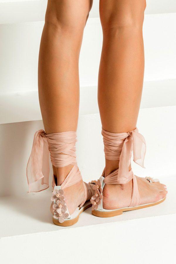 Boho Sandals for Bride