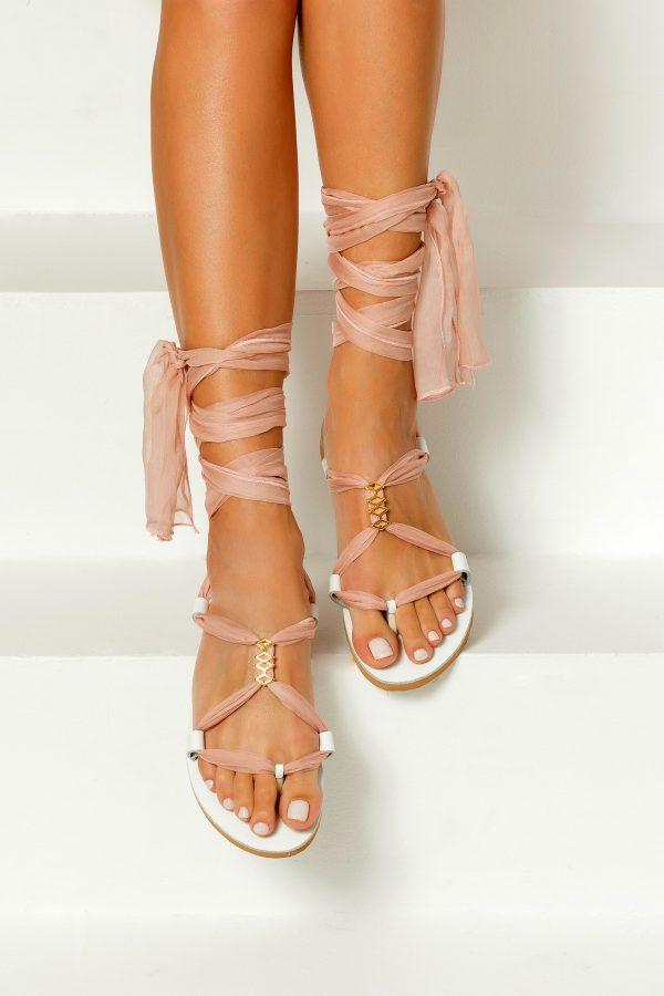 Bridal Blush Sandals