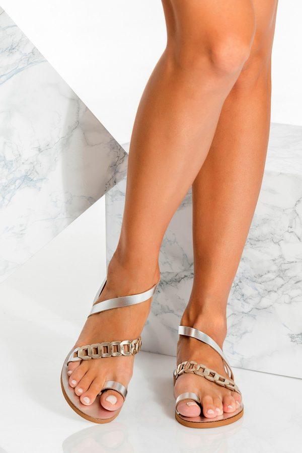 Women's Toe Ring Sandals