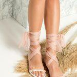 Wedding Sandals Blush