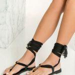 Black Sandals Women