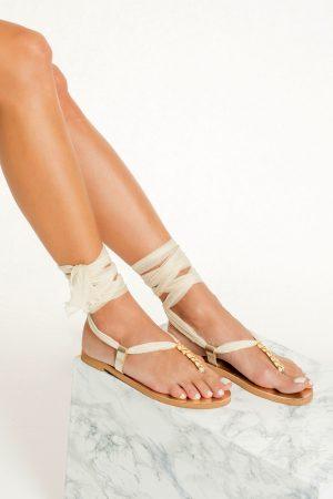 Greek Wedding Shoes