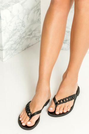 Flip Flop Sandals Leather