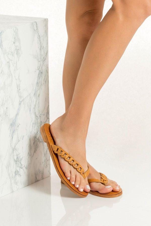 Greek Flat Sandals