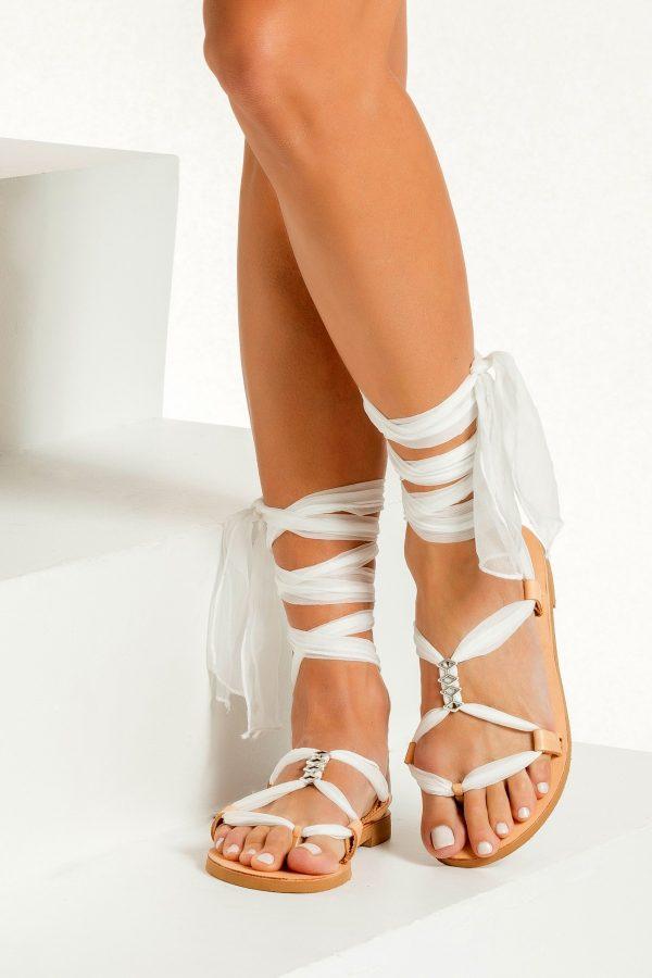 Bridal White Shoes