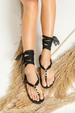 Women's Ankle Wrap Sandals