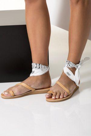 Σανδάλια toe ring