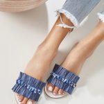 Flat Summer Sandal Women