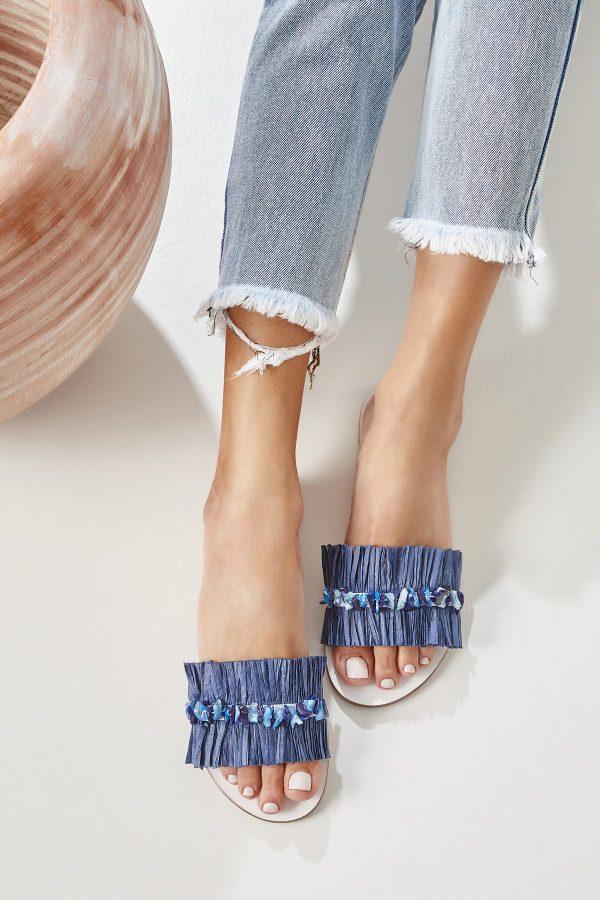 Handmade Flat Shoes Women