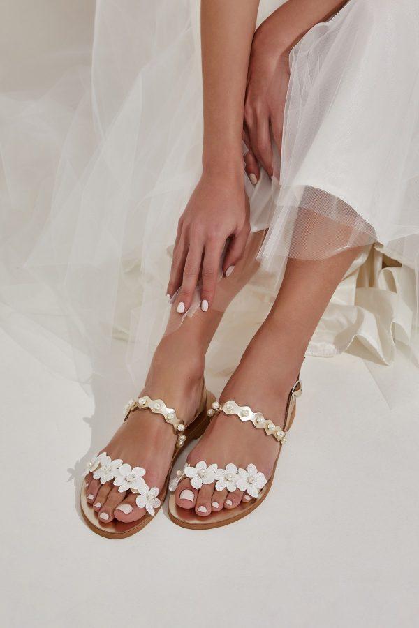 Wedding Shoes Boho
