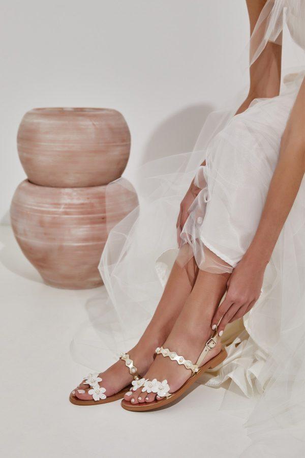 Boho Sandals Wedding