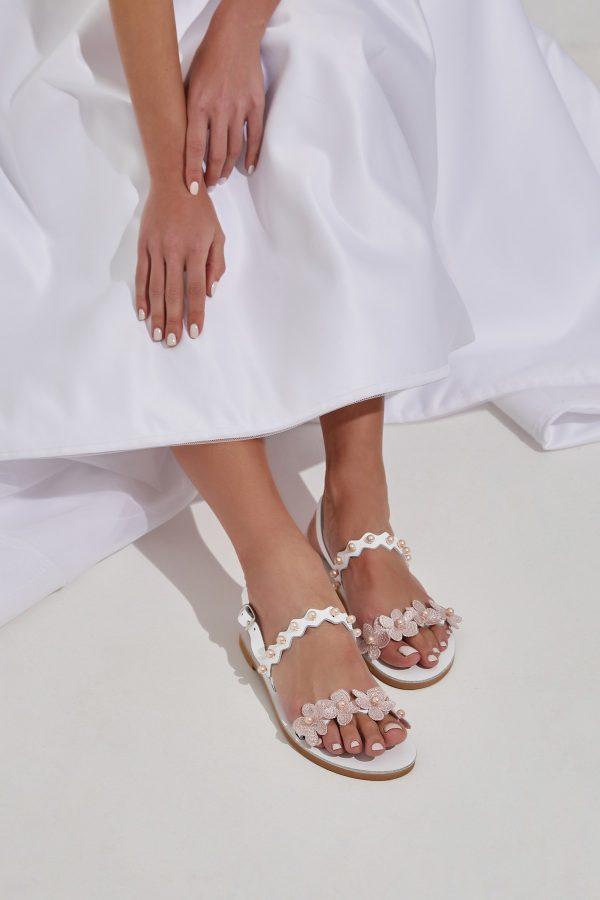 Lace Shoes for Bride