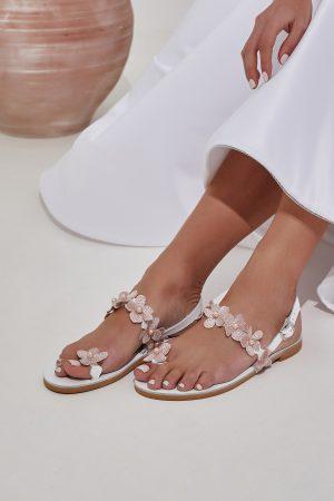Handmade Bridal Sandals