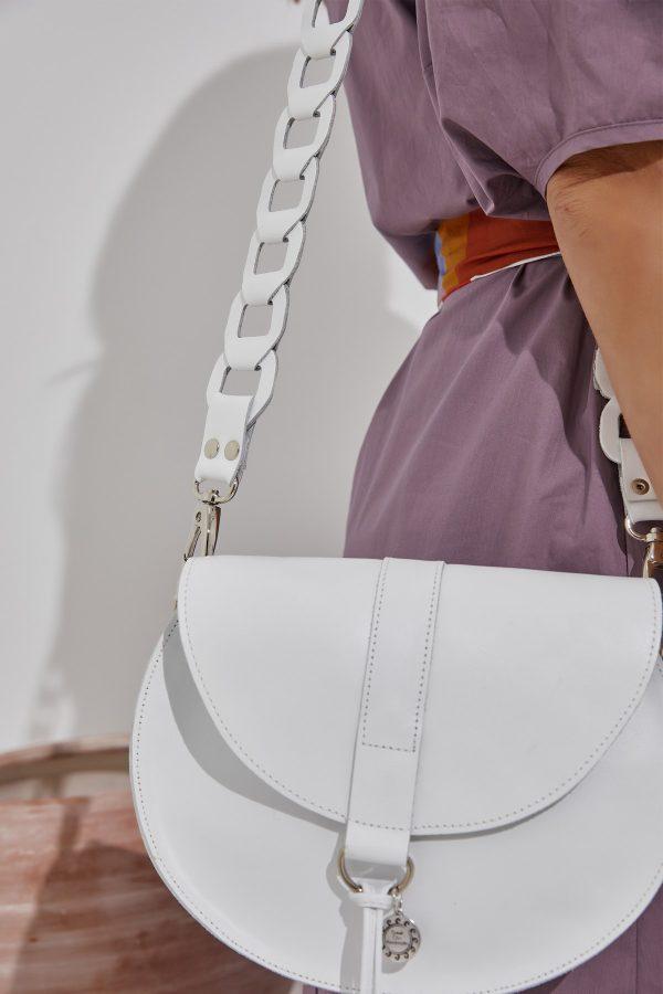 Saddle Bag Woman