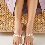 Γυναικεία σανδάλια χρυσά
