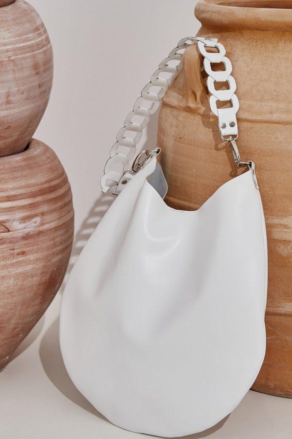 Τσάντα ώμου boho-chic