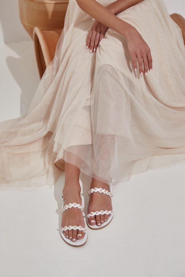 Handmade Sandals Bridal