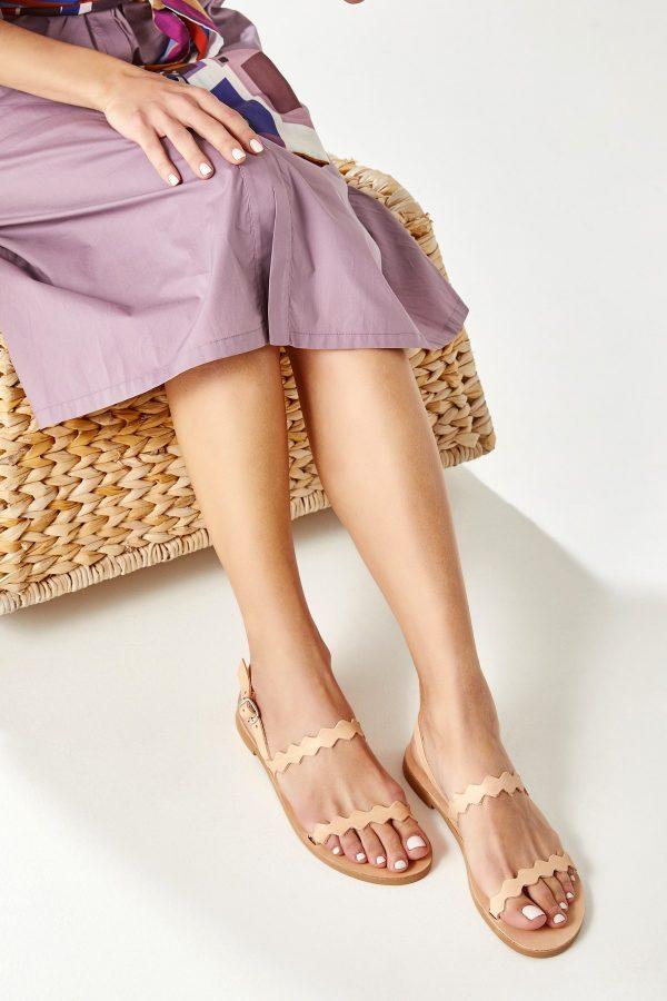 Natural Tan Sandals Women