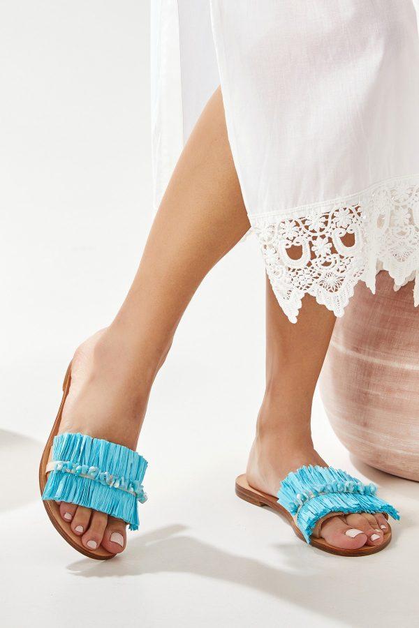Flat Summer Shoe Women