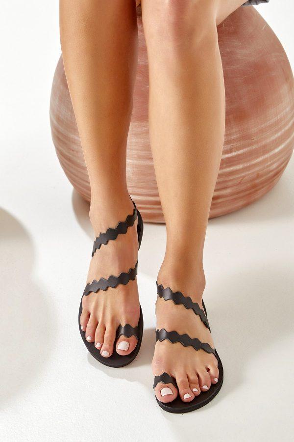 Greek Leather Sandals