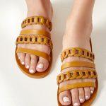 Flat Sandals Boho