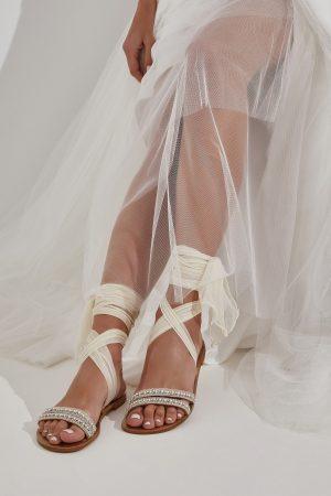 Rhinestones Wedding Shoes